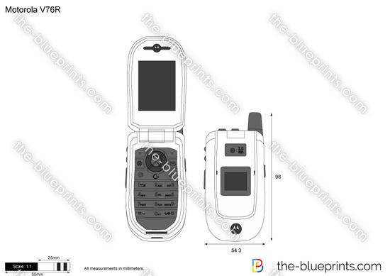 Motorola V76R