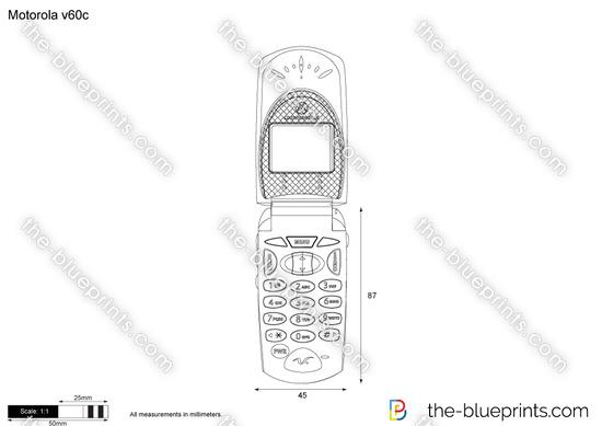 Motorola v60c