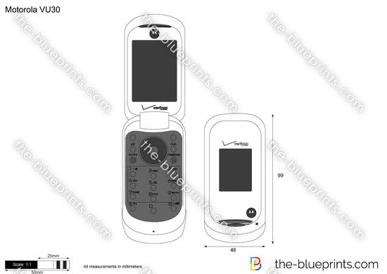 Motorola VU30