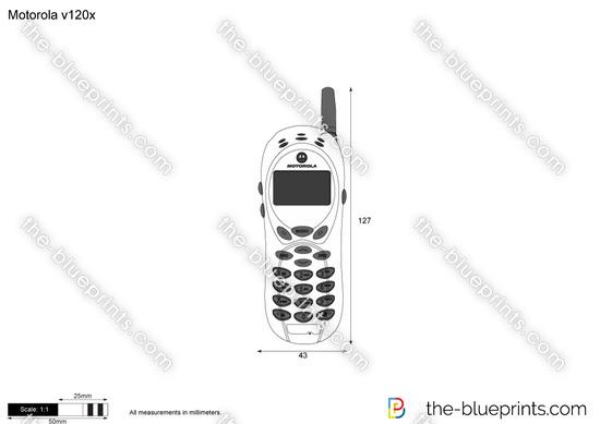 Motorola v120x