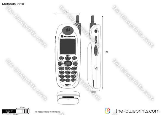 Motorola i58sr