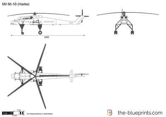 Mil Mi-10 (Harke)