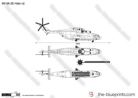 Mil Mi-26 Halo v2