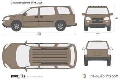 Chevrolet Uplander LWB