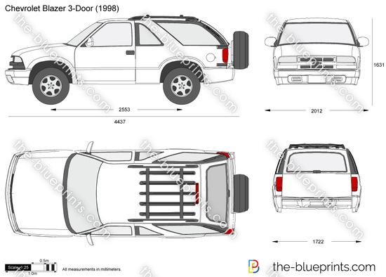 Chevrolet Blazer 3-Door