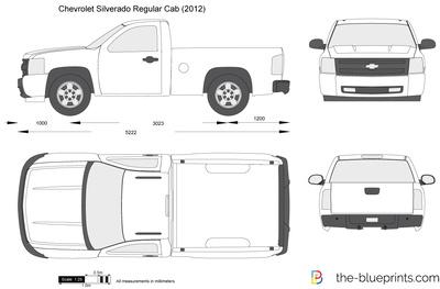 Chevrolet Silverado Regular Cab