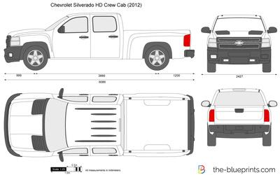 Chevrolet Silverado HD Crew Cab