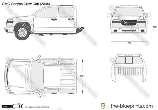 GMC Canyon Crew Cab