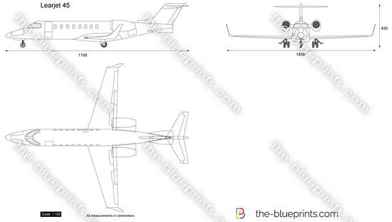 Learjet 45 v2