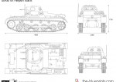 Sd.Kfz. 101 Pz.Kpfw. I Ausf.B