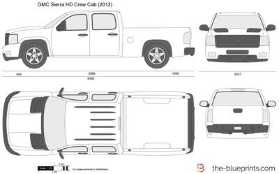 GMC Sierra HD Crew Cab