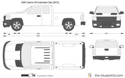 GMC Sierra HD Extended Cab