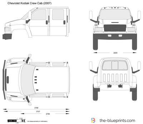 Chevrolet Kodiak Crew Cab