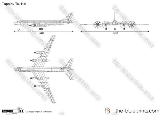 Tupolev Tu-114 Bear