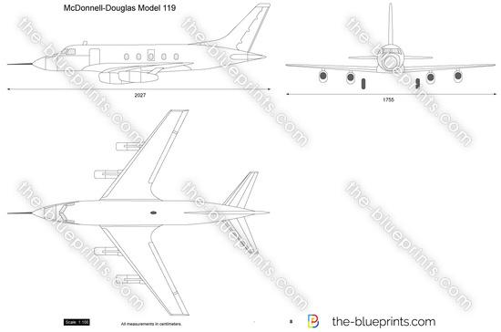 McDonnell Douglas Model 119