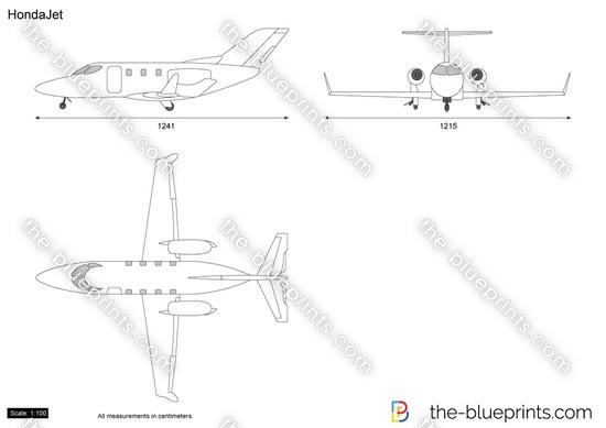 Blueprint Vector Drawings Vector Drawing Preview Honda