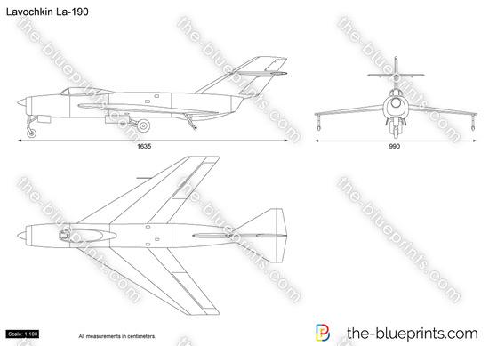 Lavochkin La-190