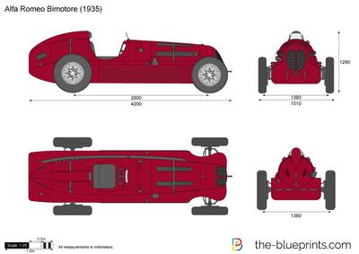 Alfa Romeo Bimotore (1935)