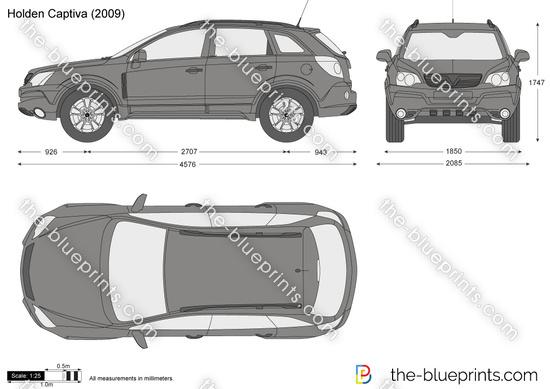 Holden Captiva MaXX