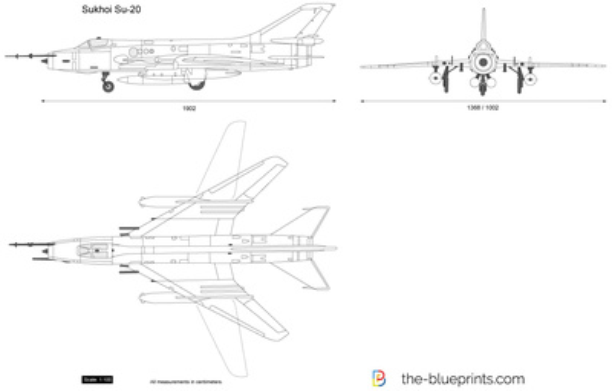 Sukhoi Su-20 Fitter