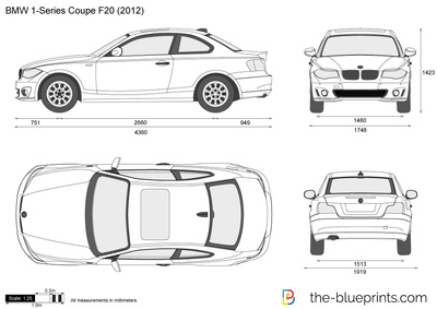 BMW 1-Series Coupe F20