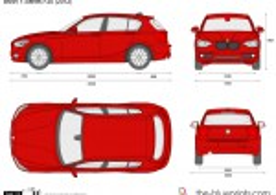 BMW 1-Series F20 (2012)