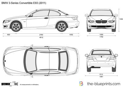 BMW 3-Series Convertible E93 (2011)