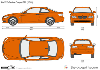 BMW 3-Series Coupe E92