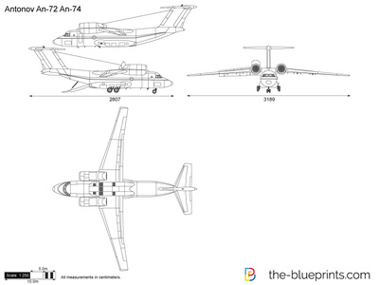 Antonov An-72 An-74