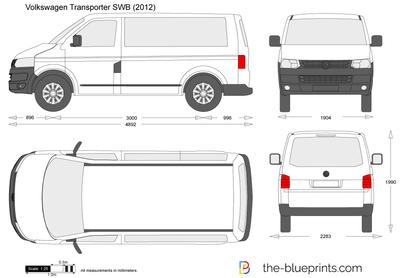 Volkswagen Transporter SWB