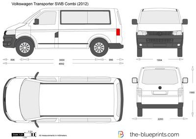 Volkswagen Transporter SWB Combi