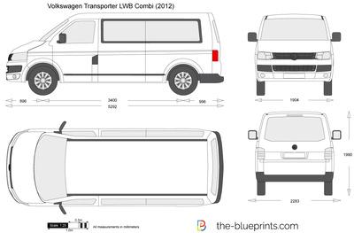 Volkswagen Transporter LWB Combi