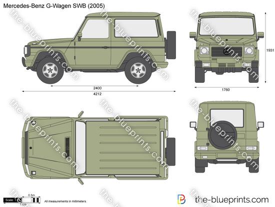 Mercedes-Benz G-Wagen SWB W463