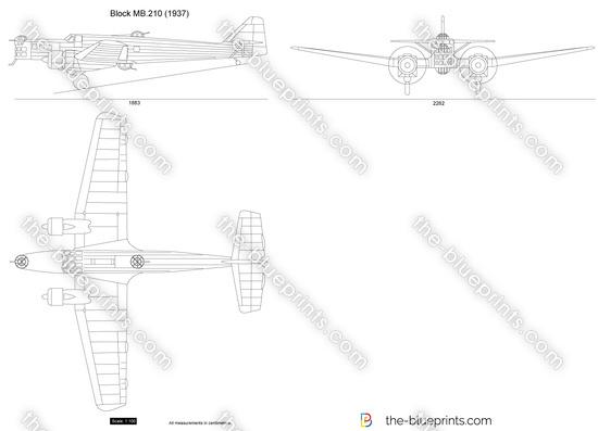 Bloch MB.210