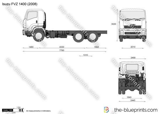 Isuzu FVZ 1400