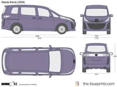 Mazda Biante (2008)
