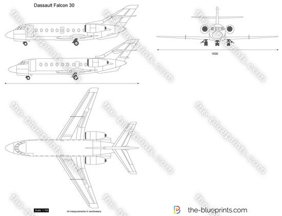 Dassault Falcon 30