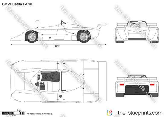 BMW Osella PA 10