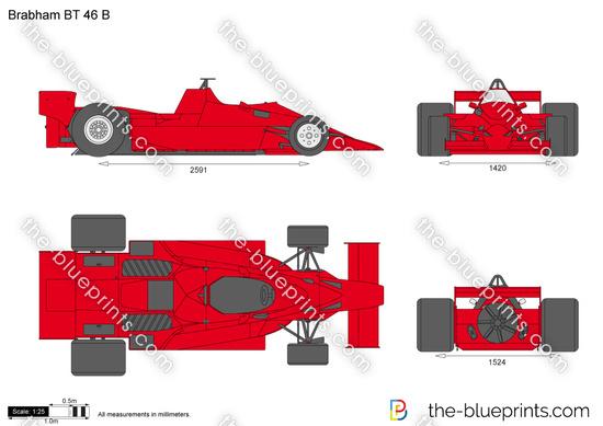 Brabham BT 46 B