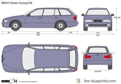 BMW 5-Series Touring E39