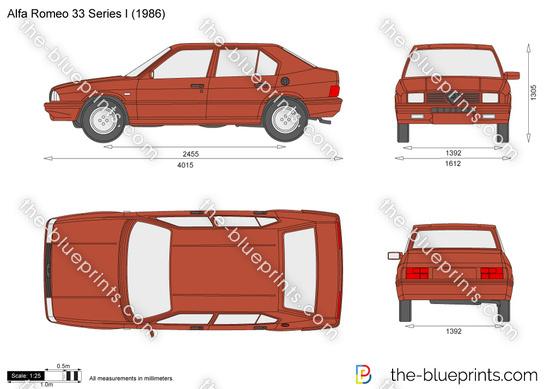 Alfa Romeo 33 Series I