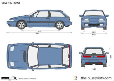Volvo 480 (1993)