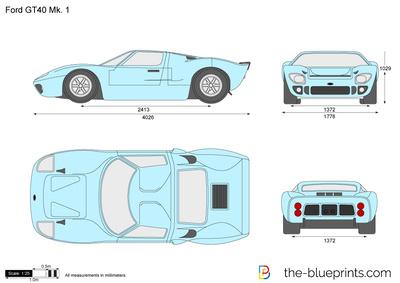 Ford GT40 Mk. 1