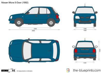 Nissan Micra 5-Door