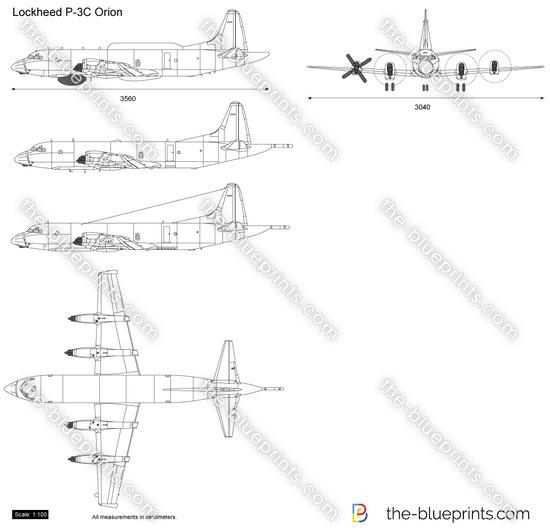Lockheed P-3C Orion
