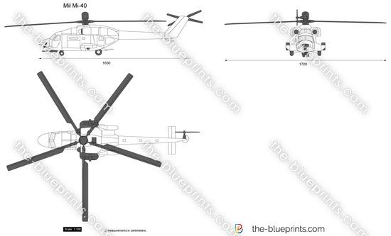 Mil Mi-40