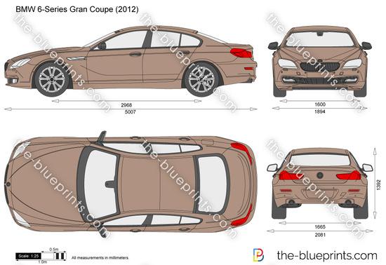 BMW 6-Series Gran Coupe F06