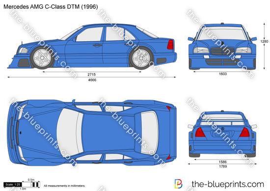 Mercedes AMG C-Class DTM