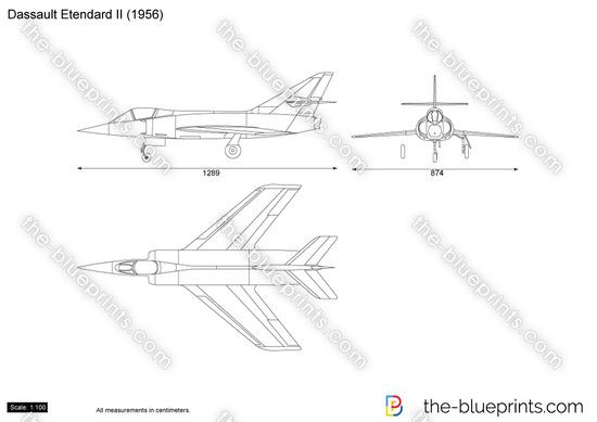 Dassault Etendard II