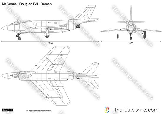 McDonnell Douglas F3H Demon